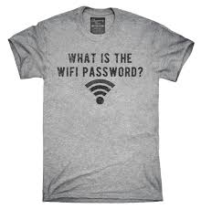 aa wifi what is the wifi password t shirt hoodie tank top u2013 chummy tees