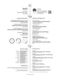 best 10 resume architecture ideas on pinterest resume ideas
