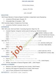 resumes for jobs examples resume example and free resume maker