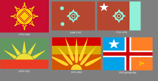 Hatis Flag Evolution Of The Aztec Empire Flag By Louisthefox On Deviantart