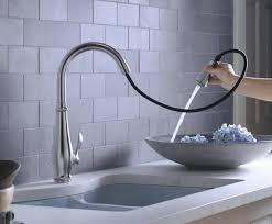 kohler gooseneck kitchen faucet kohler kitchen faucets moveable handle kohler gooseneck kitchen