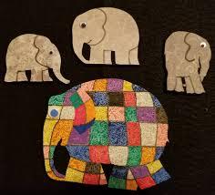 Elmer The Patchwork Elephant Story - elmer the patchwork elephant flannel story