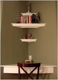 White Bedroom Corner Shelves Simple Design 17 Best Ideas About Corner Shelves Bedroom Corner