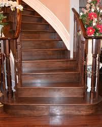 Hardwood Flooring On Stairs Stairs Hardwood Flooring Titandish Decoration