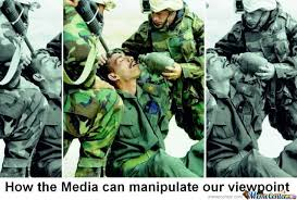 Meme Media - how the media can manipulate our viewpoint by mustapan meme center