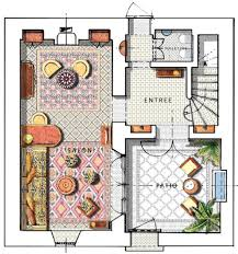 moroccan riad floor plan superior riad luxury accommodation in marrakech