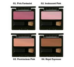 Eyeshadow Wardah Vs Makeover make blush on single 6 gr padusee