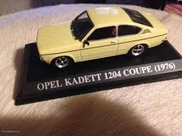 opel kadett 1976 miniatura opel kadett coupe 1976 1 43 altaya à venda