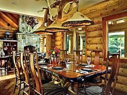 log home decorating ideas home and interior