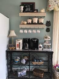 Home Coffee Bar Ideas 3 Ways To Create A Home Coffee Bar Coffeesphere