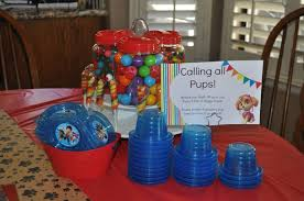 paw patrol candy table ideas it s for my kid paw patrol birthday party