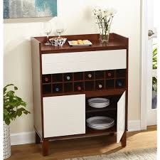 Buffet Bar Cabinet Simple Living Bar Cabinet Buffet N A Free Shipping Today