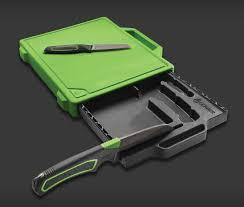 gerber freescape camp kitchen knife set gear cloud