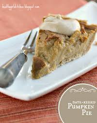 thanksgiving date kissed vegan pumpkin pie with cashew