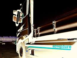 renault trucks naktis vilkiko kabinoje kaip atrodo u201emaxispace u201c delfi auto