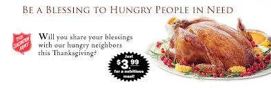 be a blessing this thanksgiving the salvation army national