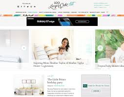 Heather Taylor Home by Featured On 100 Layer Cake Whimsical Little Prince Birthday