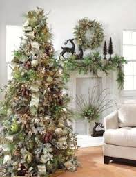 Decorated Christmas Trees Ideas An Absolutely Stunning Christmas Tree With White Poinsettia And