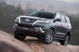 toyota new suv car vwvortex com all new hilux based toyota fortuner suv revealed