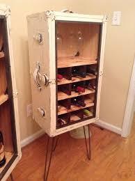 Trunk Bar Cabinet Yli Tuhat Ideaa Liquor Cabinet Pinterestissä Mini Bars Baari Ja