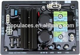 300kva marine diesel engine parts generator avr circuit diagram