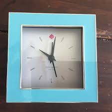 kate spade desk clock 50 off kate spade other kate spade desk clock from alison s
