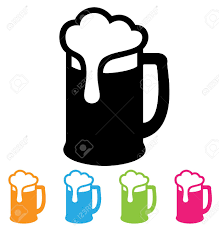 cartoon beer black and white beer mug clip art free clip art decoration