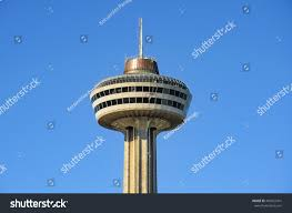 Skylon Tower Revolving Dining Room Niagara Falls Canada June 14 2016 Stock Photo 450922441 Shutterstock