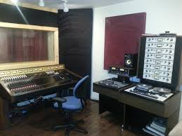 Home Studio Mixing Desk by About Silosound
