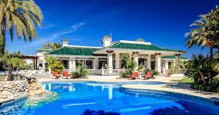 Marbella Spain Map by Villa Andalucia Luxury Retreats