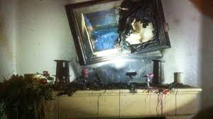unattended candles to blame for structure fire in ventura abc7 com