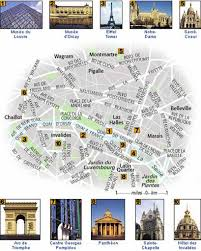 paris maps top tourist attractions free printable mapaplan com