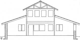 Barn Style Home Floor Plans Download House Plans Barn Style Zijiapin
