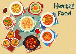 la cuisine du monde soupe populaire de la cuisine du monde icône avec soupe à l oignon