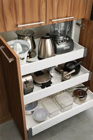 kitchen astonishing pull out drawers for kitchen cabinets