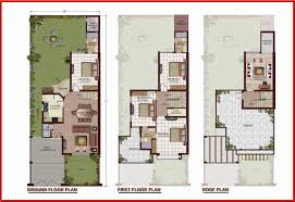 Home Design In 10 Marla by Zaamin Fazaia Villas