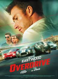 click to view extra large poster image for overdrive my