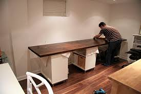 Wood Office Desks Diy Wood Office Desk Picturesque Dining Table Ideas For Diy Wood