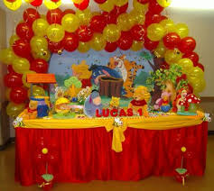 Birthday Decoration Ideas For Kids At Home Decorating Ideas For Parties Decorating Ideas