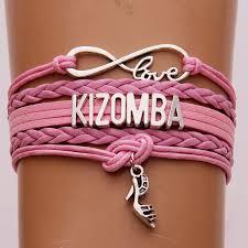love braid bracelet images Infinity love kizomba bracelets handmade high heel shoe charm jpg