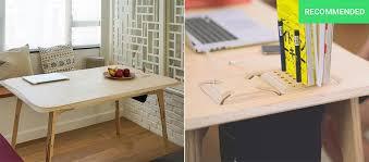Modular Desk Organizer Butterply Multifunctional Plywood Desk Jebiga Design Lifestyle
