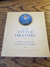 new liturgical movement book review the little oratory