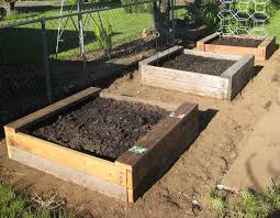 How To Install A Raised Garden Bed - how to build a container garden