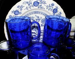 cobalt blue home decor free photo glasses dishes cobalt blue sapphire home decor max pixel