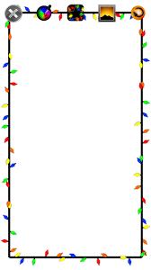 Christmas Light Template Christmas Lights Decorator Android Apps On Google Play