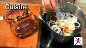 cuisson tourteau comment cuire un tourteau en vidéo