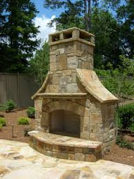 atlanta pool builder fireplaces fire pits backyard fire features