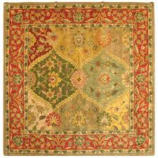 Round Burgundy Rug 61 Best Square Rugs Images On Pinterest Square Rugs Area Rugs
