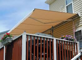 Side Awnings For Patios Destin Retractable Patio Awning