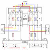 wiring diagram ats yondo tech
